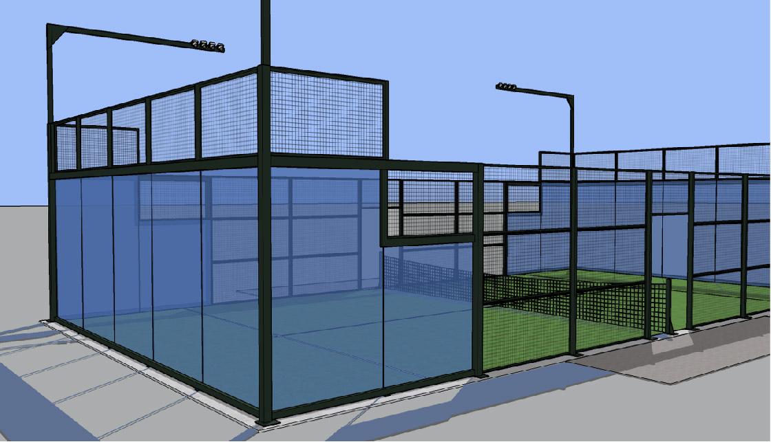 Instant green costruzione campo di padel-02