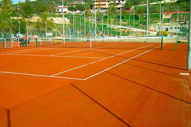 instant green costruzione campi da tennis interra battuta si