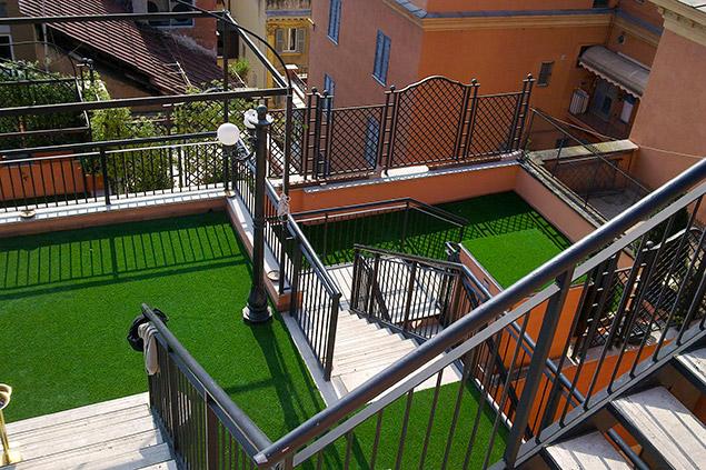 instant green giardini in erba sintetica roma hotel baglioni