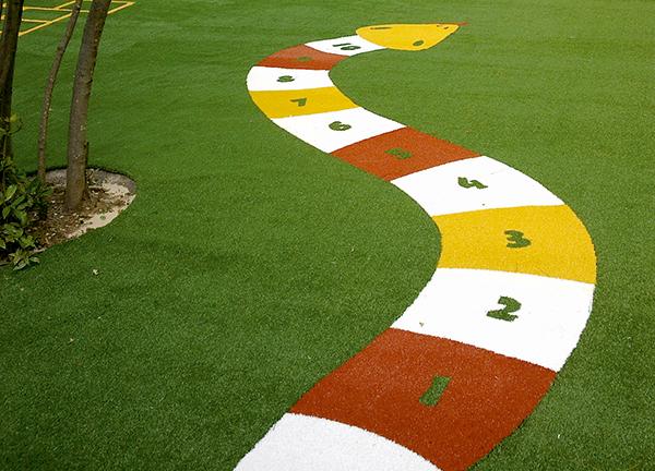 giardini in erba sintetica roma new school 2010